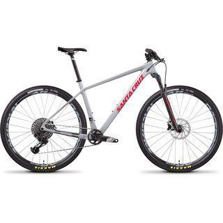 Santa Cruz Highball C S 29 2018, grey/red - Mountainbike