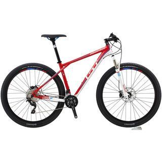GT Zaskar 9R Comp 2014, red/white - Mountainbike