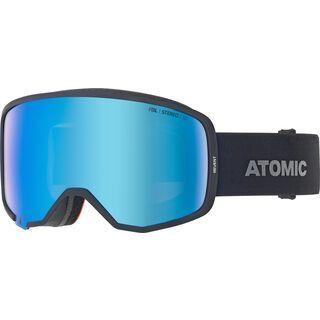 Atomic Revent Stereo, black/Lens: blue stereo - Skibrille