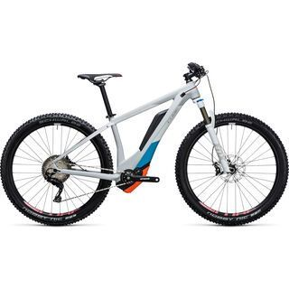 Cube Access WLS Hybrid SL 500 27.5 2017, team wls - E-Bike