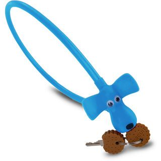 Cube RFR Kabelschloss HPS Dog blue