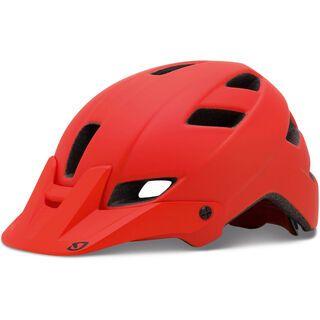 Giro Feature, matte glowing red - Fahrradhelm