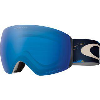 Oakley Flight Deck XM, slasher blue copper/Lens: prizm sapphire iridium