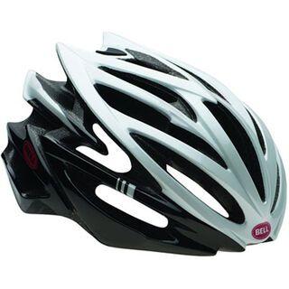 Bell Volt RL, white/black/red hero - Fahrradhelm