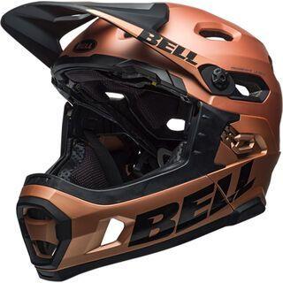 Bell Super DH MIPS, copper - Fahrradhelm