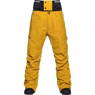 Horsefeathers Charger Pants, golden yellow - Snowboardhose