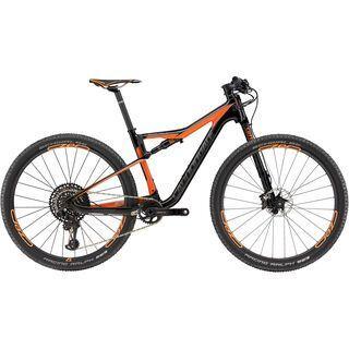 Cannondale Scalpel-Si Carbon 2 29 2018, black/orange - Mountainbike
