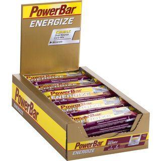 PowerBar Energize - Berry (Box) - Energieriegel