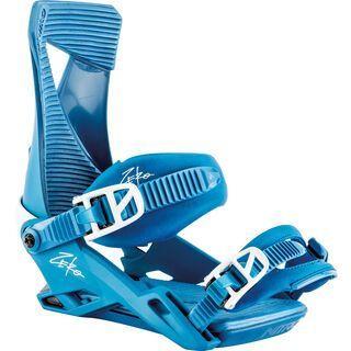 Nitro Zero 2019, blue bird - Snowboardbindung