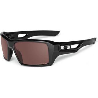 Oakley Eyepatch 2, Polished Black/OO Black Iridium Polarized - Sonnenbrille