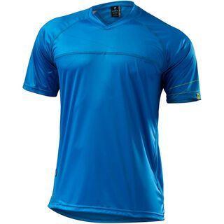 Specialized Enduro Comp Jersey, blue/black - Radtrikot