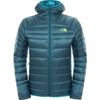 The North Face Mens Keep It Pure Hoodie, depth green - Daunenjacke
