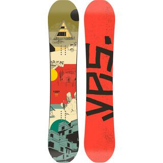 Yes Libre Wide 2018 - Snowboard