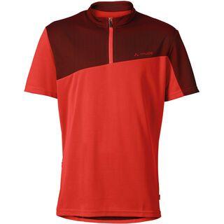 Vaude Men's Tremalzo Shirt II, lava - Radtrikot