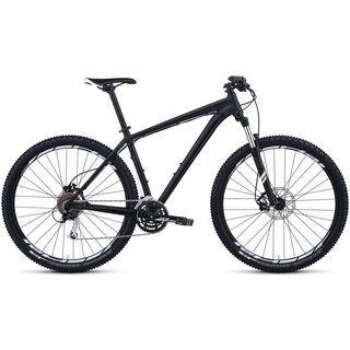 Specialized Rockhopper 29 2014, Black/White - Mountainbike