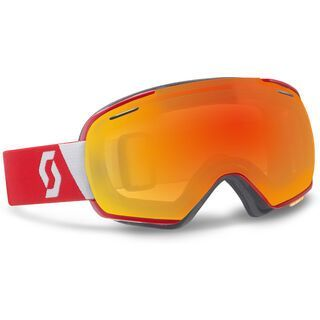 Scott Linx, Red/Red Chrome - Skibrille