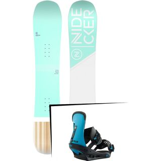 Set: Nidecker Elle 2019 + Burton Freestyle (2218426S)