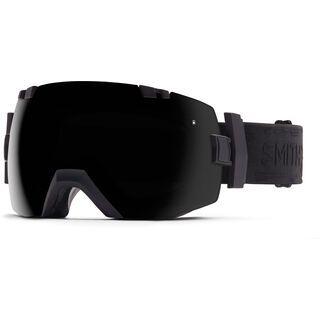Smith I/Ox + Spare Lens, black interceptor/blackout - Skibrille