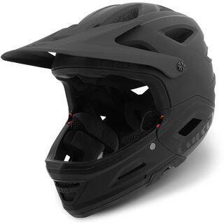 Giro Switchblade MIPS, black - Fahrradhelm