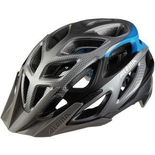 Alpina Mythos 3.0 L.E., darksilver blue - Fahrradhelm