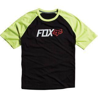 Fox Warmup SS Tech Tee, black - Funktionsshirt