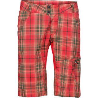 Vaude Women's Craggy Pants II, flame/apricot - Radhose