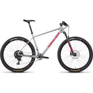 Santa Cruz Highball C R 27.5 2018, grey/red - Mountainbike