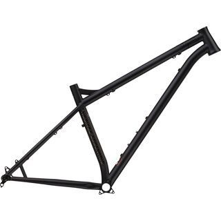 NS Bikes Eccentric Cromo 29 Frame 2019, black