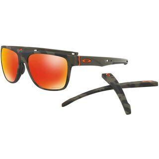 Oakley Crossrange XL Prizm, matte olive camo/Lens: prizm ruby - Sonnenbrille