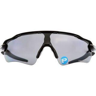 Oakley Radar EV Path, polished black/black iridium polarized - Sportbrille