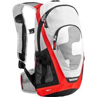 Cube Rucksack AMS 11 Teamline, weiß/rot/schwarz - Fahrradrucksack