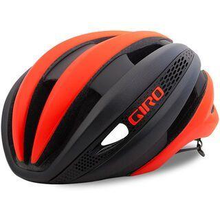Giro Synthe MIPS, vermillion/charcoal - Fahrradhelm