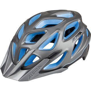 Alpina Mythos 3.0 L.E., darksilver-titanium-blue - Fahrradhelm