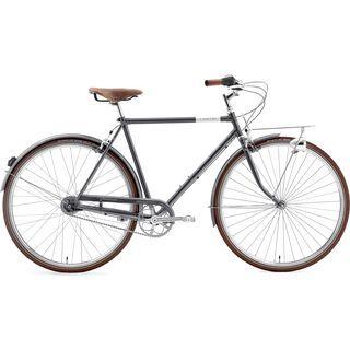 Creme Cycles Caferacer Man Doppio 2016, grey - Cityrad