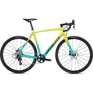 Specialized CruX E5 Sport 2019, yellow/mint/black - Crossrad