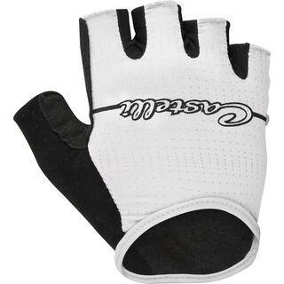 Castelli Dolcissima W Glove, white/black - Fahrradhandschuhe