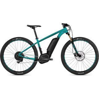 Ghost Hybride Teru B4.9 AL 2019, black/gray/green - E-Bike