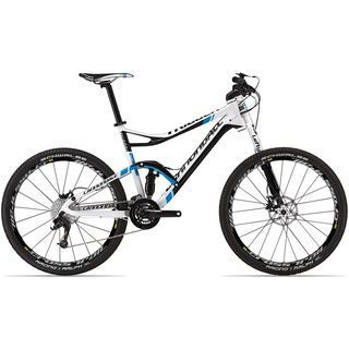 Cannondale Trigger Carbon 2 2013, blau - Mountainbike