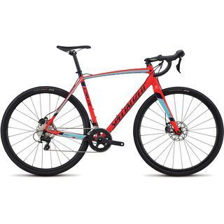 Specialized CruX Sport E5 2018, red/blue/navy - Crossrad