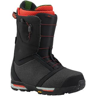 Burton SLX 2015, Black/Red - Snowboardschuhe