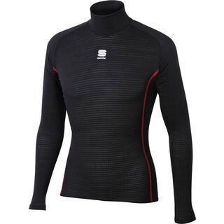 Sportful Bodyfit Pro Baselayer LS, black - Unterhemd