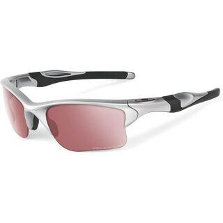 Oakley Half Jacket 2.0 XL, Silver/G30 Iridium Polarized - Sportbrille