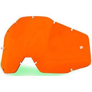 100% Racecraft/Accuri/Strata Replacement Lens, orange