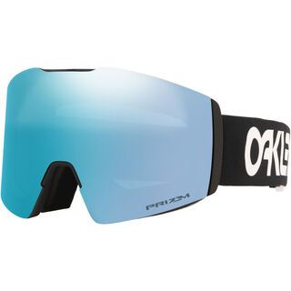 Oakley Fall Line XL Prizm Factory Pilot, black/Lens: sapphire iridium - Skibrille