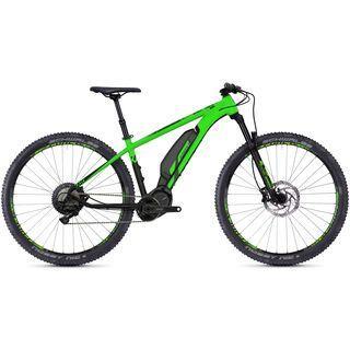 Ghost Hybride Kato S4.9 AL 2018, neon green/black - E-Bike