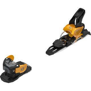 Salomon Warden MNC 11 100 mm, lemon/chrome - Skibindung