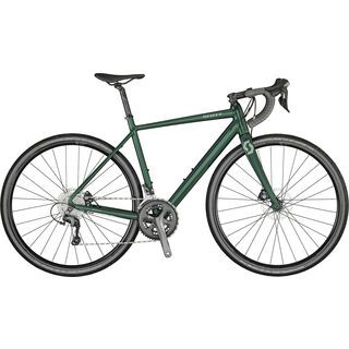 Scott Contessa Speedster Gravel 25 deep teal green/majolica green gloss 2021