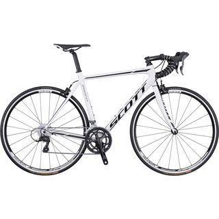 Scott Speedster 50 Triple 2016, white/black - Rennrad