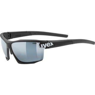 uvex sportstyle 113, black - Sportbrille