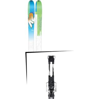 Set: K2 SKI Talkback 96 2017 + Atomic Tracker 13 MNC (1681259S)